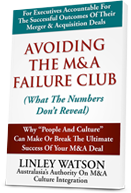 Avoiding the M&A Failure Club
